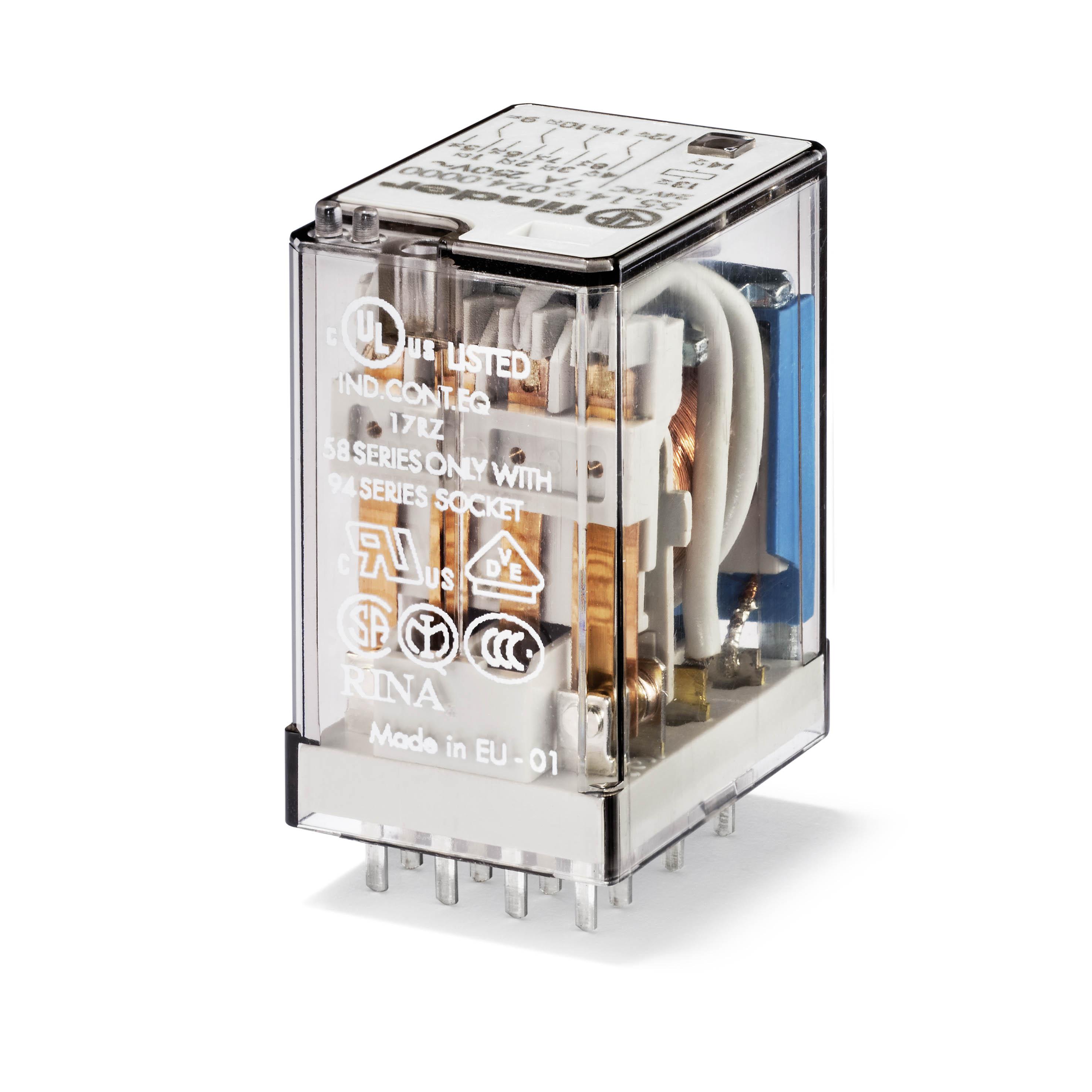 Finder55系列继电器