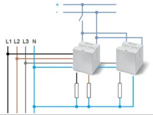 FINDER68系列接线图