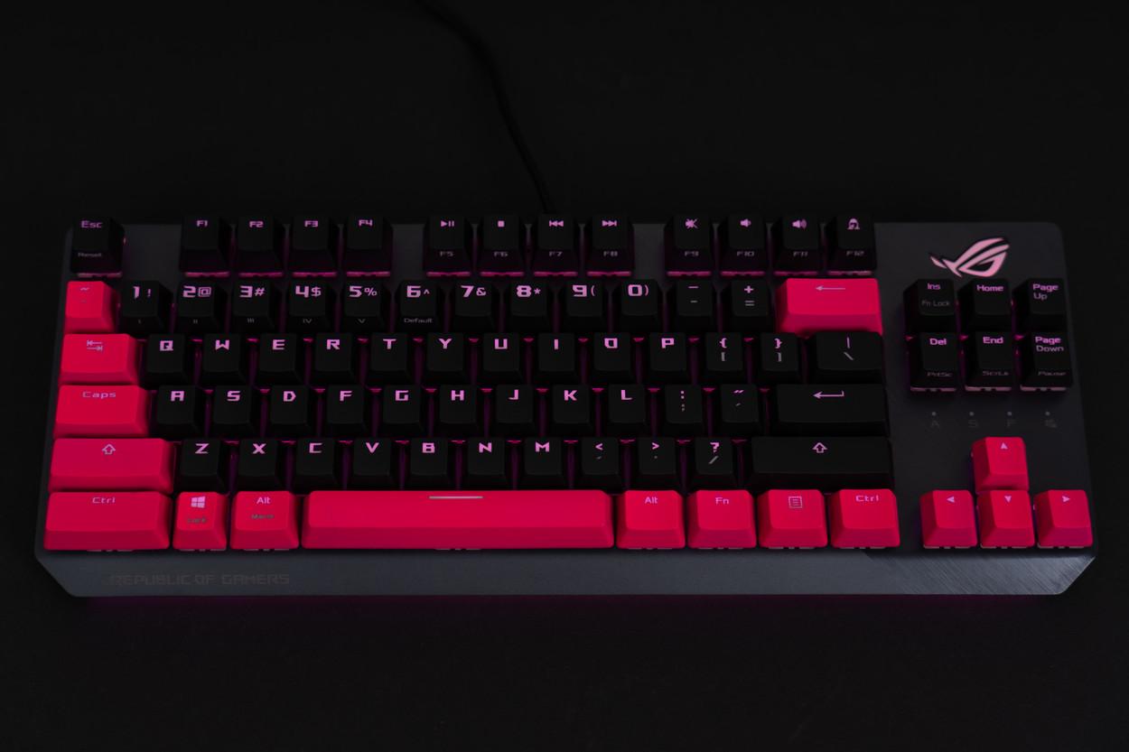 CHERRY轴键盘