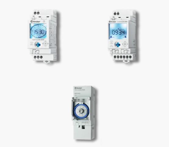 FINDER12系列继电器